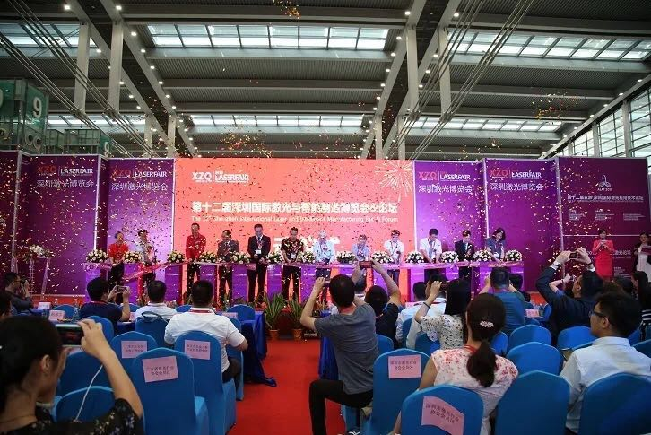 引领华南激光行业风向 2019中国(深圳)激光与智能装备博览会蓄势待发